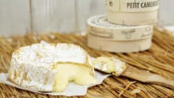 Merveilleux fromage le camembert