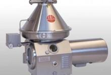 Ecrémeuse centrifuge
