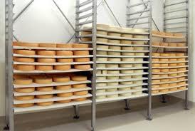Cave d'affinage de fromages
