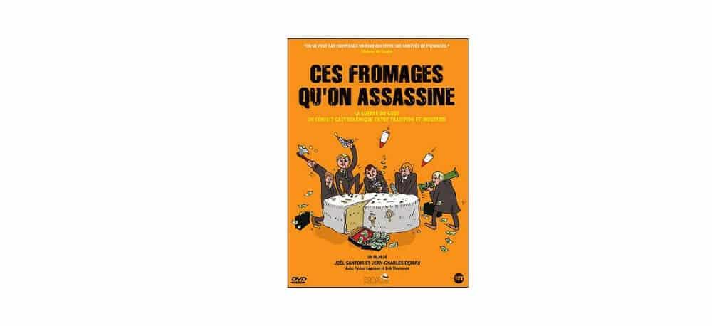 Ces fromages qu'on assassine - reportage