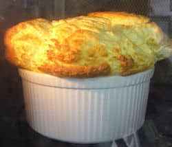Recettes de soufflés au fromage