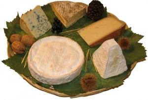 Plateau à fromages rustique