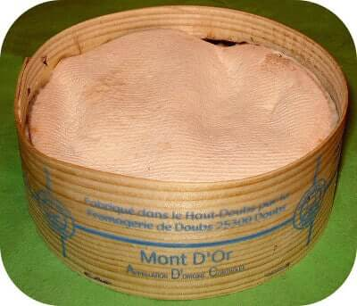 Vacherin du Haut Doubs, fromage qui se la joue solo