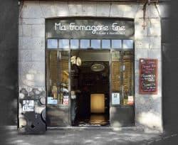 Ma fromagerie fine la plus dynamique boutique fromagère à Rennes