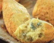 Recette originale : les madeleines au bleu d'Auvergne