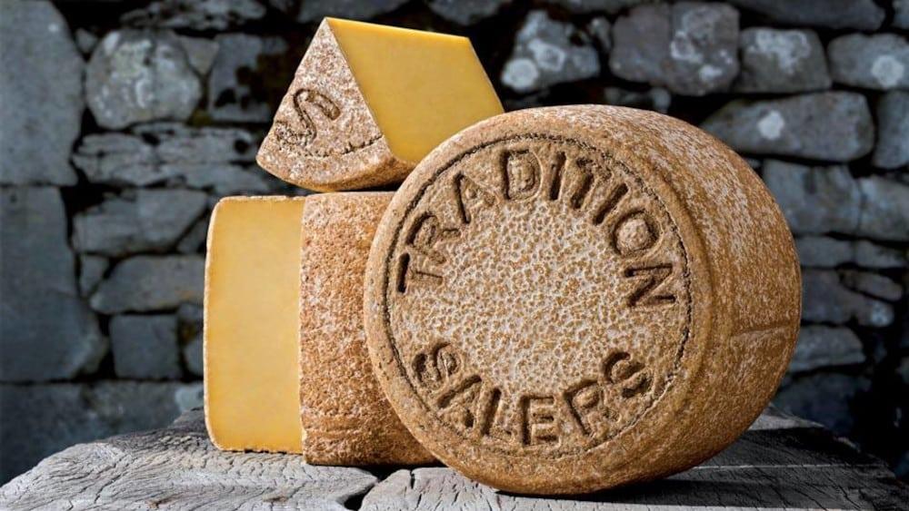Le salers, fromage d'Auvergne de tradition et d'histoire