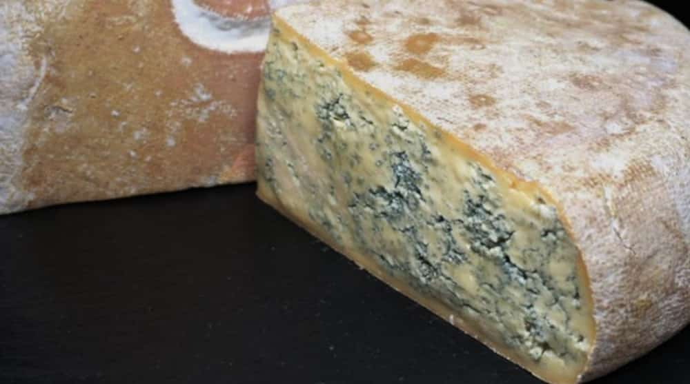 Le fromage du Bleu de Gex ou de Septmoncel